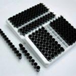 black coated microtiter plates