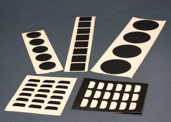 Acktar's Die-Cut Black Labels