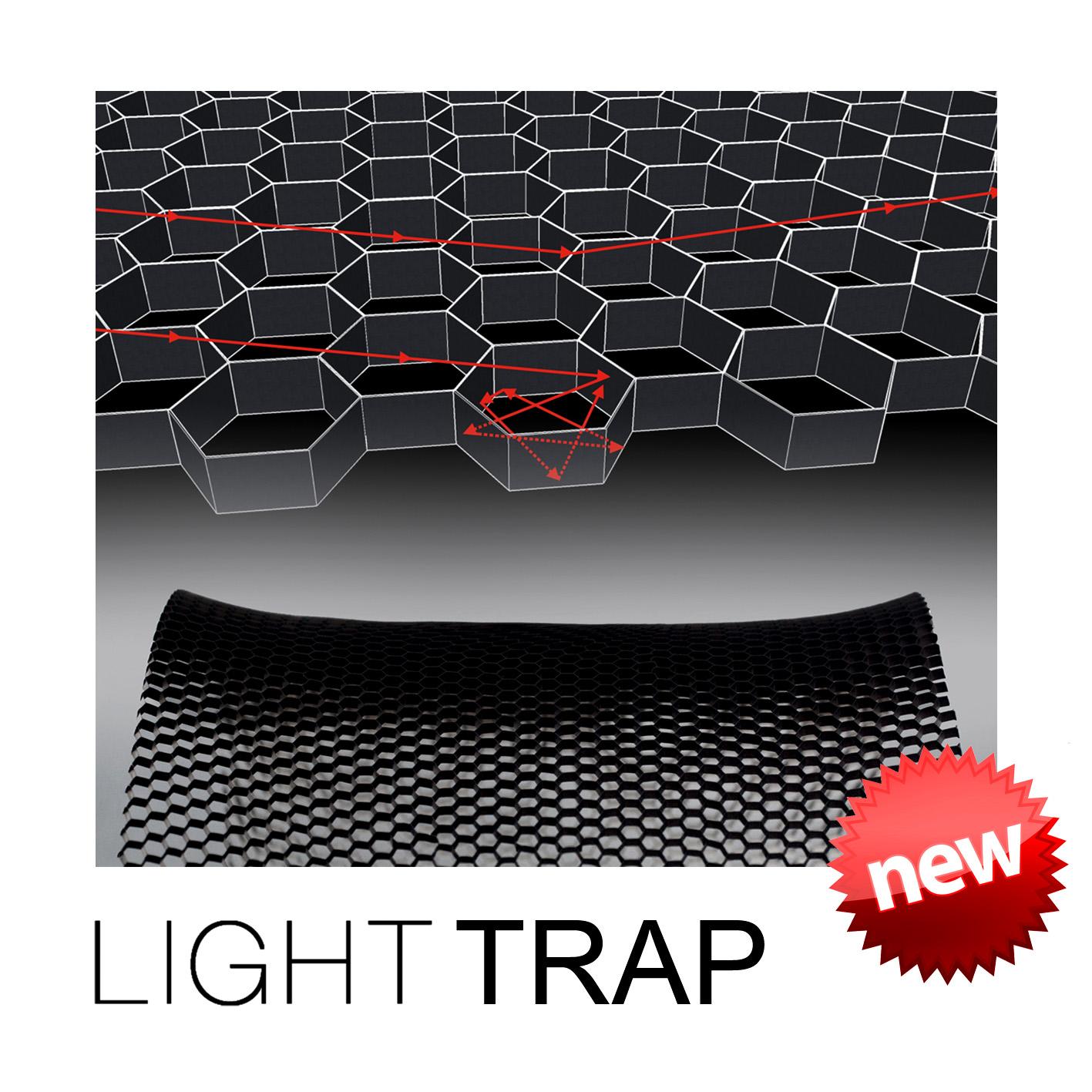 Hexa Black Light Trap Banner