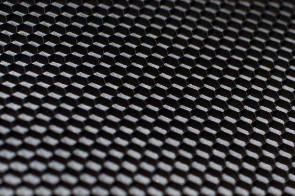 Hexa Black Sheet fragment