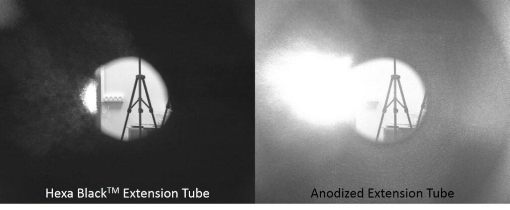 HexaBlack_vs_Anodize_tube