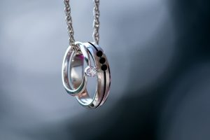 ring and necklace